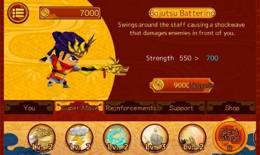 Okinawa's summoner screenshot 2