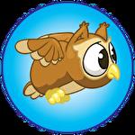 Flappy owl Symbol