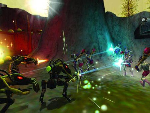 Arcade-Spiele: Lade Oddworld: Munchs Odyssee auf dein Handy herunter