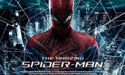 The Amazing Spider-Man capturas de pantalla