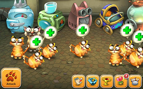 Cats empire für Android
