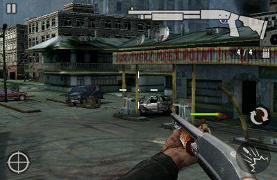 Asesino pagado: Zombies para iPhone gratis