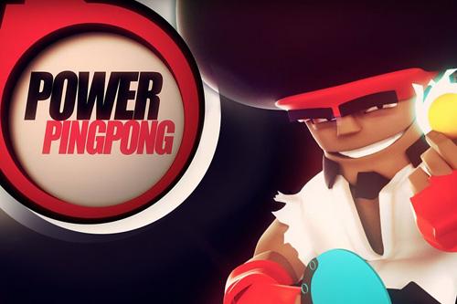 logo Power Ping Pong