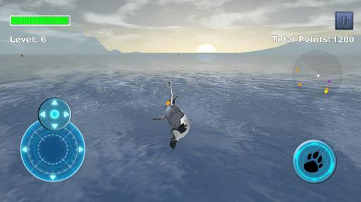 Arctic penguin für Android