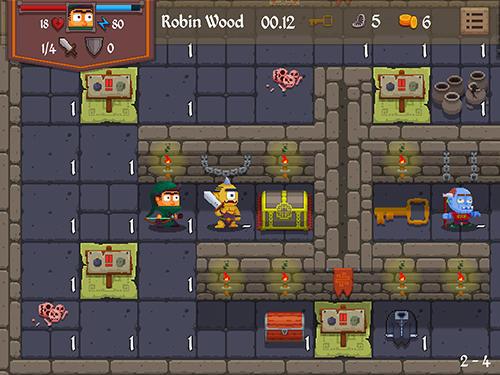 Dungeon park heroes für Android