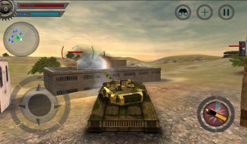 Panzerspiele Tank war: Attack auf Deutsch