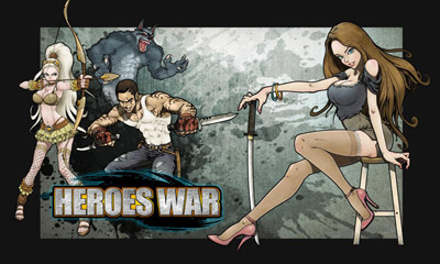 Heroes War Symbol