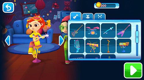 Arcade-Spiele Rhythm patrol für das Smartphone