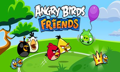 Angry Birds Friends capture d'écran 1