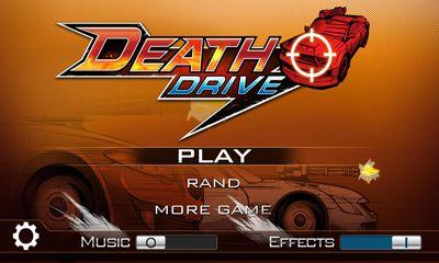 DeathDrive captura de tela 1