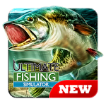 Ultimate fishing mobile ícone