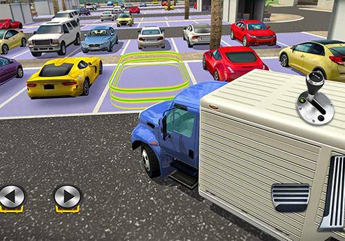 Multi level 4 parking auf Deutsch