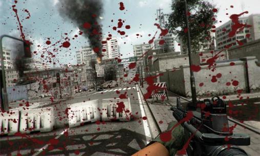 Тир игры Duty kill: The sniper heroes target на русском языке