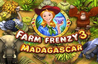 логотип Весела ферма 3 - Мадагаскар