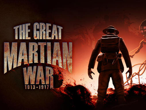 The great martian war іконка