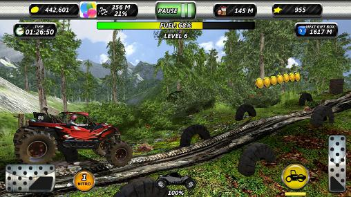 Hill climb: Tuning masters для Android