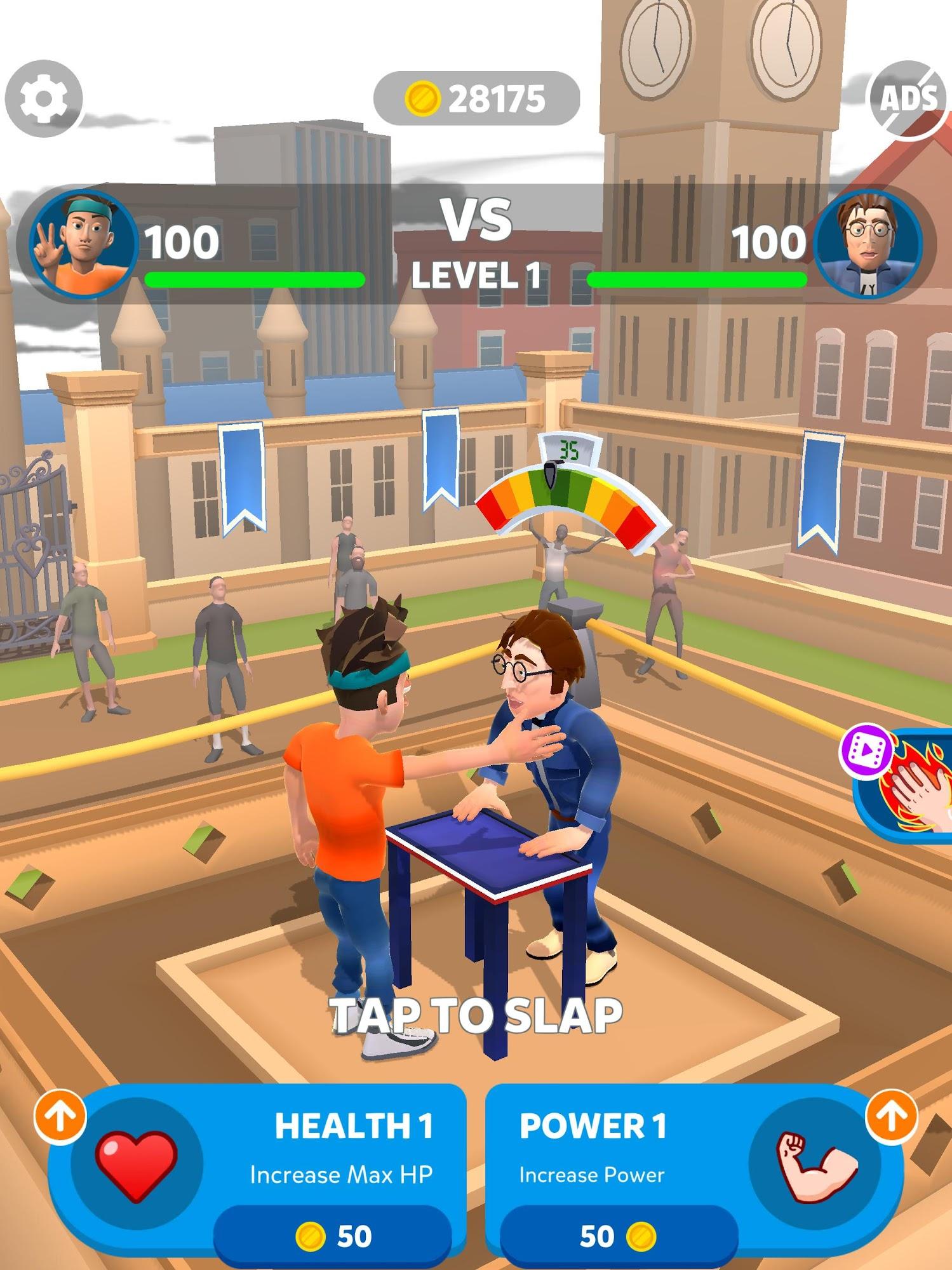 Slap Kings captura de pantalla 1