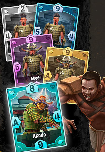 Online games Tribes battlefield: Battle in the arena for smartphone