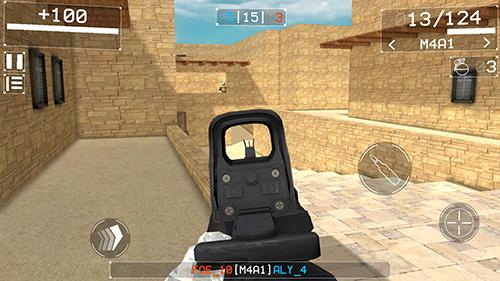 Squad strike 3 captura de tela 1