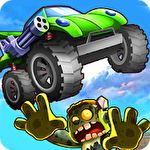 Mad zombies: Road racer icon