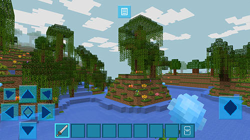 Adventure craft: Survive and craft Screenshot