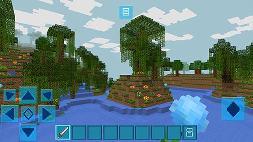 Adventure craft: Survive and craft screenshots