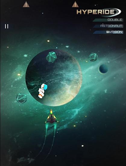 Weltraumspiele Hyperide auf Deutsch