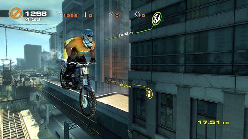 Simulator-Spiele: Lade Urban Trial Freestyle auf dein Handy herunter