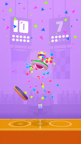 Hoop stars screenshot 3