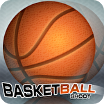 Basketball Shoot Symbol
