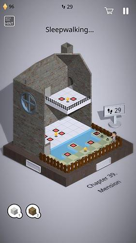 Logikspiele Sleepwalker: Toyworld für das Smartphone