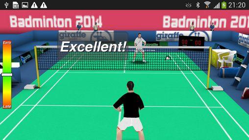 Badminton 3D para Android