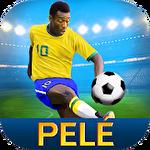 Pele: Soccer legend icono