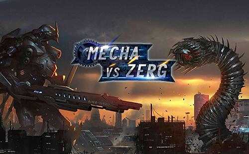 Mecha vs zerg Symbol
