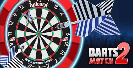 Darts match 2 capture d'écran 1