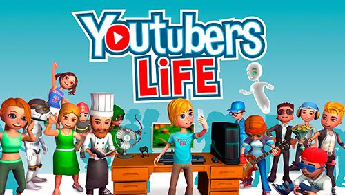 标志Youtubers life