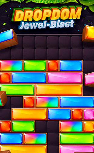 Dropdom: Jewel blast screenshot 1