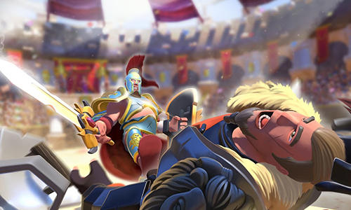 Gladiator heroes для Android