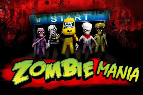 Zombie mania for iPhone