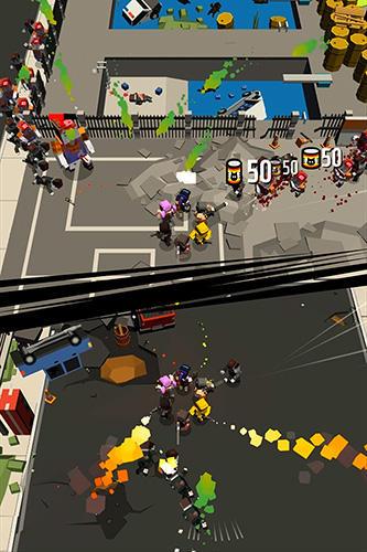 Pixel Good bye! Zombie auf Deutsch