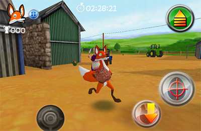 Screenshot Outfoxed on iPhone