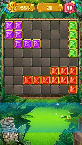 Logik Block jewels classic für das Smartphone