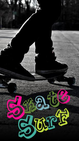 Skate surf captura de pantalla 1