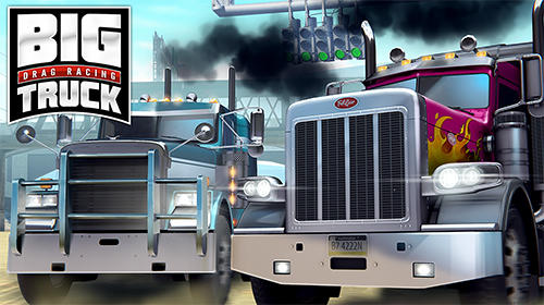 Big truck drag racing скріншот 1