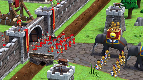 Grow empire: Rome for Android