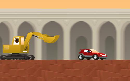 Car yard derby für Android