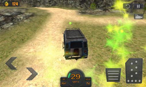 Offroad driving adventure 2016 Screenshot