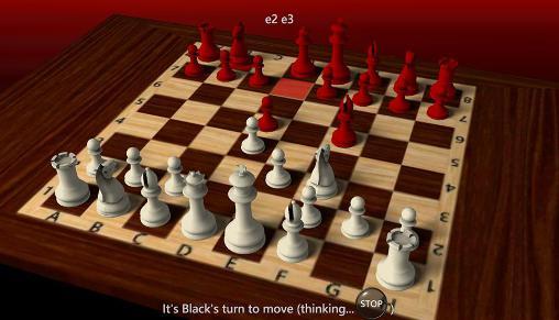 3D chess game screenshot 1