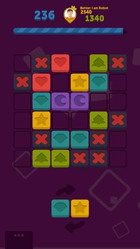 Familien-Spiele Placid place: Color tiles auf Deutsch
