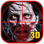Zombie sniper shooting 3Dіконка
